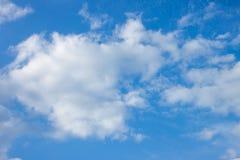 Nube y cielo Fotos de archivo
