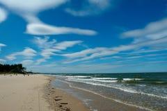 Nube y sky-9 Fotos de archivo libres de regalías