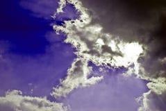 Nubes. Imágenes de archivo libres de regalías