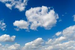 Nubes Imagenes de archivo