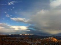Nubes Imágenes de archivo libres de regalías