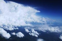 Nubes - Imagen de archivo libre de regalías