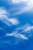Nubes Fotos de archivo