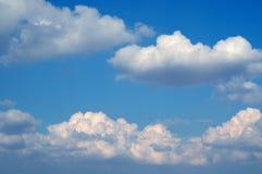 Nubes Foto de archivo