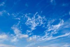 Nubes 7 Imagen de archivo libre de regalías