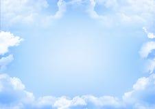 Nubes Fotos de archivo libres de regalías