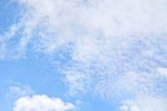 Nubes 2016-12-14 006 Fotografía de archivo libre de regalías