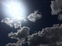 Nubes 045 Fotografía de archivo