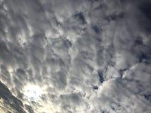 Nubes 035 Imagen de archivo