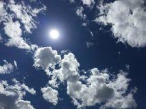 Nubes 025 Fotografía de archivo libre de regalías
