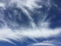 Nubes 041 Imagenes de archivo