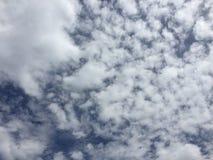 Nubes 005 Imágenes de archivo libres de regalías