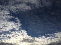 Nubes 014 Foto de archivo