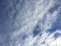 Nubes 015 Imágenes de archivo libres de regalías