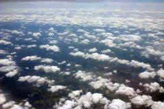 Nubes Imagen de archivo