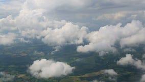 Nubes aéreas metrajes