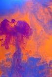 Nubes abstractas que remolinan Imagen de archivo libre de regalías