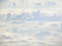 Nubes celestes Fotografía de archivo libre de regalías