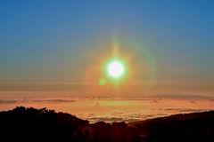 Nubes 3月de 图库摄影