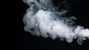 Nubes de humo Foto de archivo