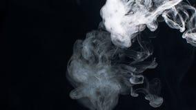 Nubes de humo Imagenes de archivo