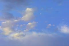 Nubes de los sueños Imágenes de archivo libres de regalías