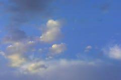 Nubes de los sueños Fotos de archivo libres de regalías