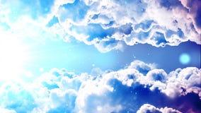 Nubes de paso divinas libre illustration