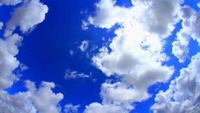 Nubes de tormenta almacen de video