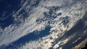 Nubes del agua Fotografía de archivo libre de regalías