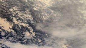 Nubes del agua Fotos de archivo