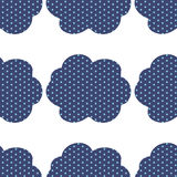 Nubes del arte pop Imagen de archivo