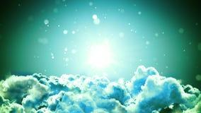 Nubes del espacio del cielo