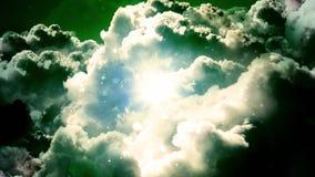 Nubes del espacio exterior