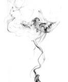 Nubes del humo Foto de archivo