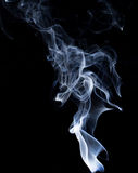 Nubes del humo Fotos de archivo