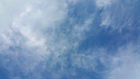 Nubes 1 del otoño Imagen de archivo