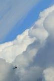 Nubes en cielo Fotografía de archivo