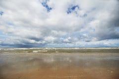Nubes imponentes Imagen de archivo