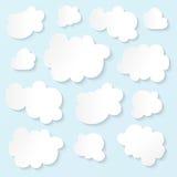 Nubes mullidas
