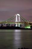 Nubes oscuras del paisaje urbano sobre Tokio, Japón Fotos de archivo libres de regalías