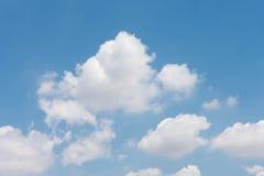 Nubes simples Fotos de archivo