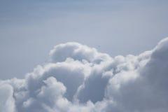 Nubes soñadoras Foto de archivo libre de regalías
