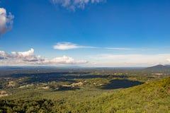 Nubes sobre el horizonte 4 fotografía de archivo