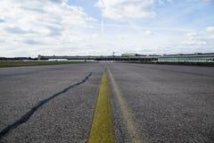Nubes sobre Tempelhof Imagen de archivo
