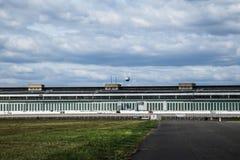 Nubes sobre Tempelhof Fotografía de archivo