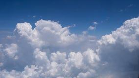 Nubes y cielo estupendos en naturaleza Imágenes de archivo libres de regalías