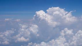 Nubes y cielo estupendos en naturaleza Fotografía de archivo libre de regalías