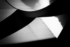 Nubi & ombre Fotografie Stock Libere da Diritti