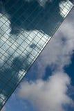 Nubi di architettura Fotografia Stock Libera da Diritti